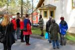 Opastettu kävelykierros Seminaarinrinteeltä Älylän tunnelmiin, Kuva: Taru Norrena