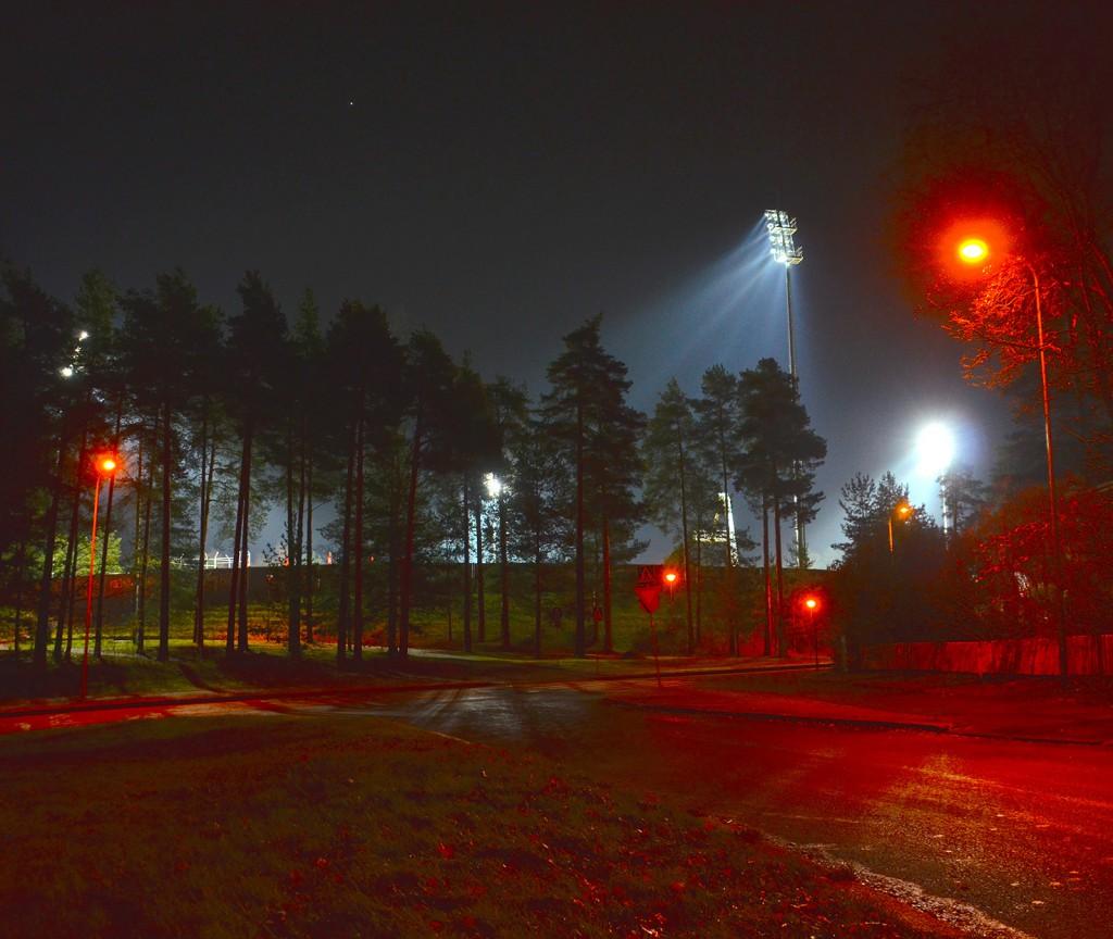 Pekka Nykänen - Harjun valot (Tanhuantie 3)