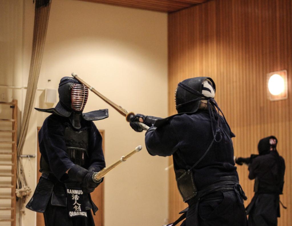 Kendo-näytös, Ryutokai