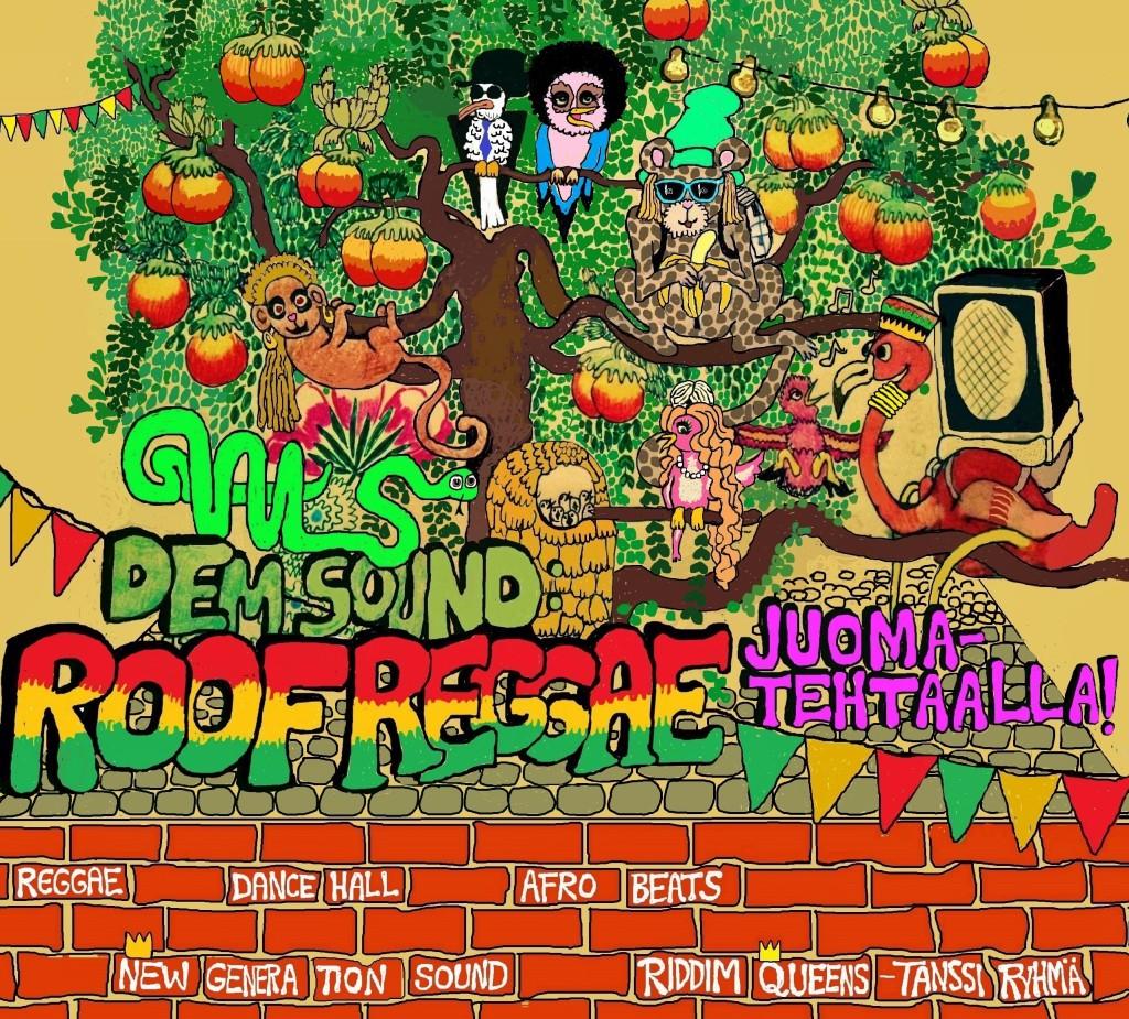 Roof Reggae